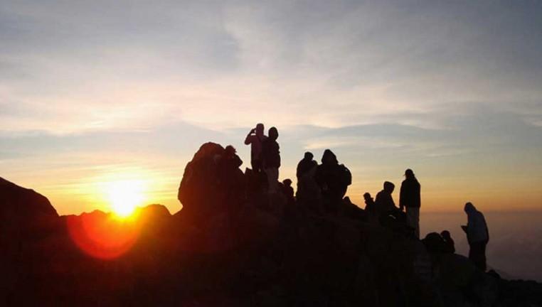 Mount Agung hike