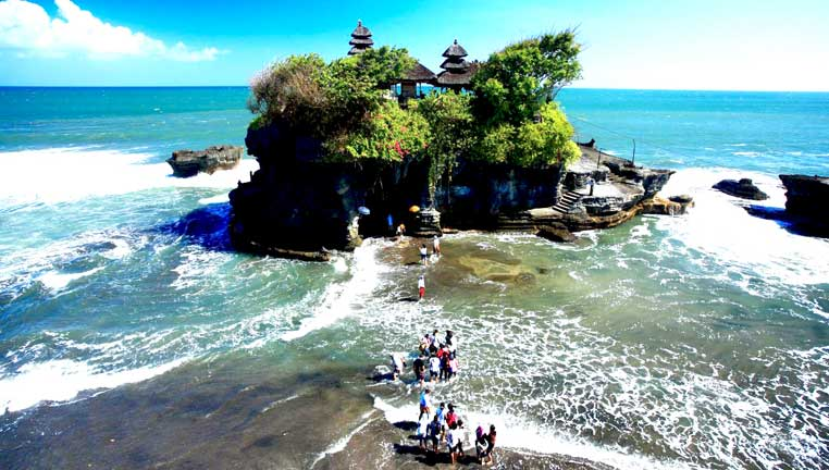 Bali World Heritage Tours, Tanah Lot