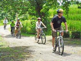 Bali Ubud Cycling
