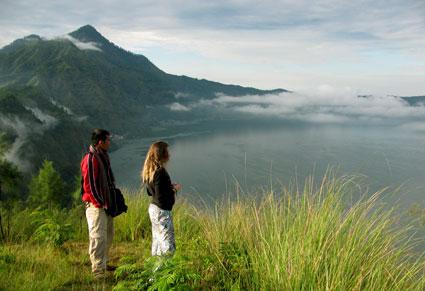 Caldera-Batur-Sunrise